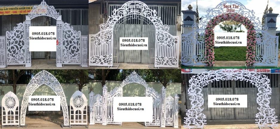 Cổng hoa đám cưới, cổng hoa cưới